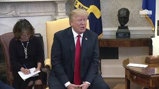 President Trump Meets with North Korean Defectors