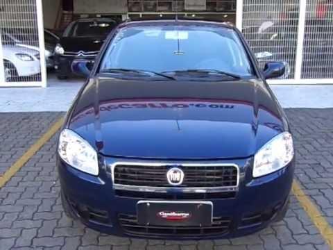 Fiat Siena EL 1.4 8v (Flex)  4p - 2012