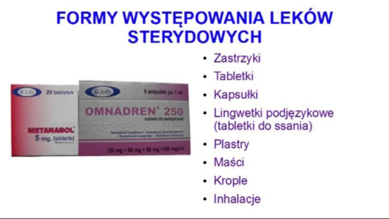 sterydy anaboliczne skutki zdrowotne