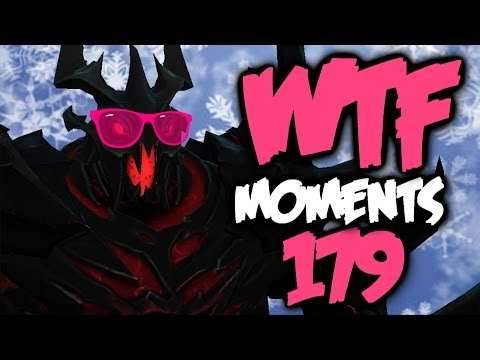 Dota 2 WTF Moments 179