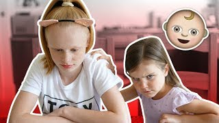 DEALiNG WiTH SiBLiNG JEALOUSY OVER NEW BABY 😡