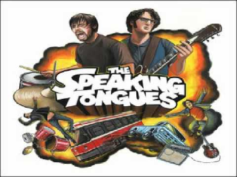 The Speaking Tongues - Gettin' Funky