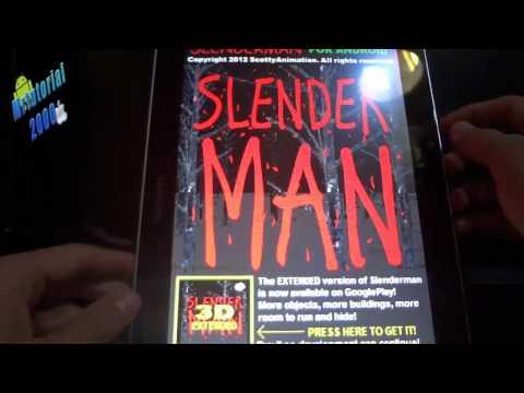 Slenderman para Android