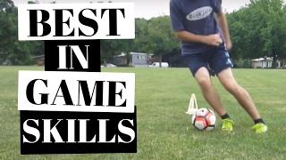 Best 1V1 Attacking Soccer Drills And Attacking Soccer Skills To Use In A Game