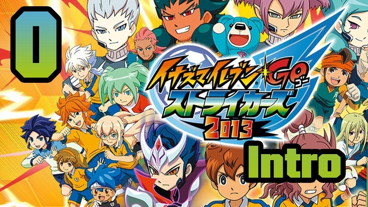 Wii Inazuma Eleven go Inazuma Eleven go Strikers