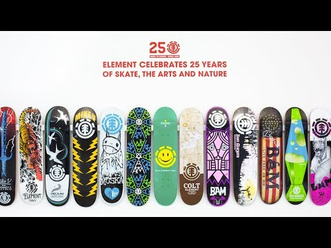 Element New Zealand Celebrates 25 years of the brand!