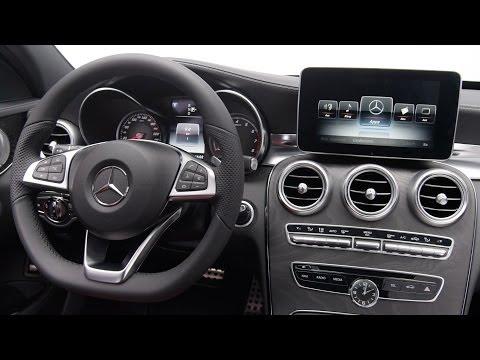 ► 2014 Mercedes C-Class INTERIOR