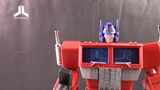 Magic Square: MS-01 Light of Freedom REVIEW! (Optimus Prime)