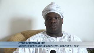 Les voleur africains sacrifice humain utilisées par les cybercriminels