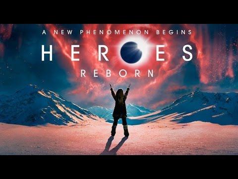 NBC電視劇《Heroes 再現 / 英雄:重生》中文預告 HEROES REBORN Official Trailer