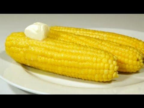 Как варить кукурузу чтоб она была очень вкусной