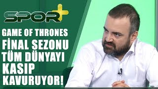 Spor +| Game Of Thrones, Avengers: Endgame, Barcelona-Liverpool, Lionel Messi