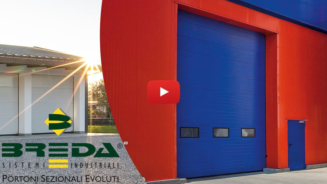 Chiusure industriali breda il trailer porte sezionali for Breda portoni