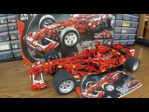 LEGO Ferrari F1 Car Review