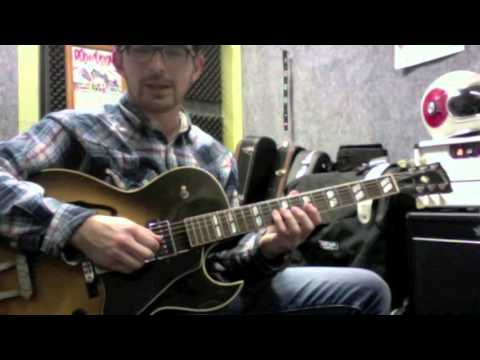 Johnny Smith Jazz Guitar Lesson- Where Or When Solo TABS Available