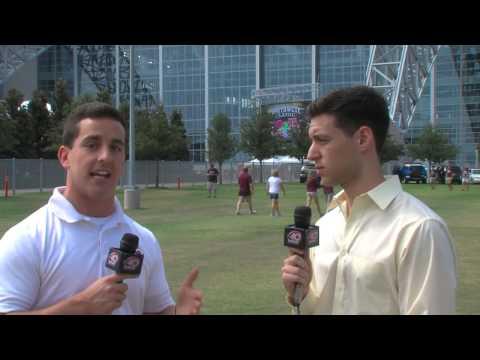 Texas A&M/Arkansas Preview with Craig Hoffman- ESPN Radio Dallas