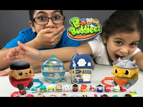 B BUDDIEEZ WEARABLE COLLECTIBLES: Cool Toy Reviews/ 4 Kids Toy Review