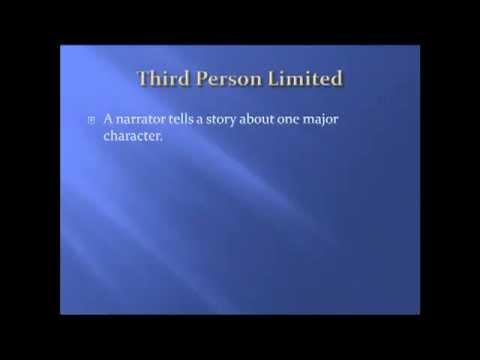 1st person narrative essay examples