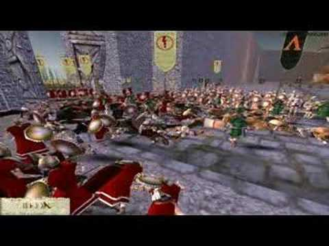 Rome:Total War- Greeks vs Macedonians Part V