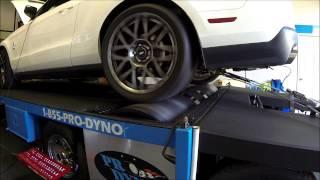 David Fliehr 2012 GT500 TVS JLT Cai Stainless Works LT 10%Lower