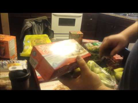 My Weight Loss Journey: Low Calorie Food Haul