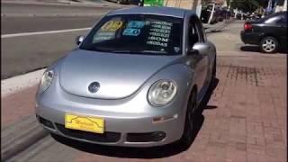 Madricar Automóveis - Volkswagen New Beetle 2009 2.0 Completo !!!