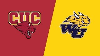Super Regional Game 2: CUC vs. Webster