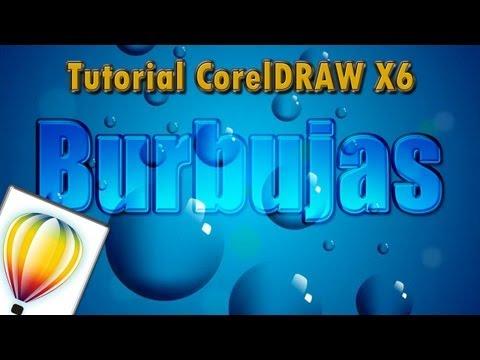 tutorial corel draw - Burbujas