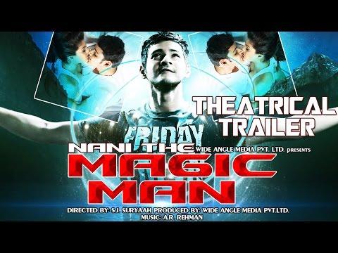 Nani - The Magic Man | Exclusive: Official Trailer 2015 - Mahesh Babu | Amisha Patel