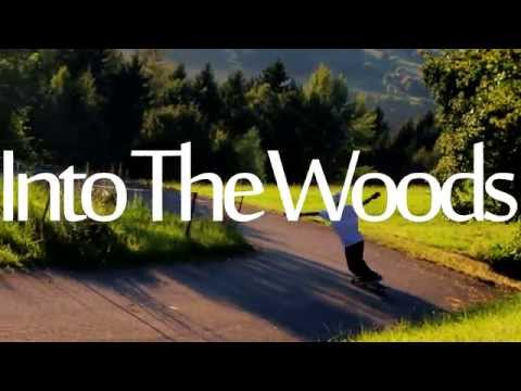 Longboarding: Into The Woods