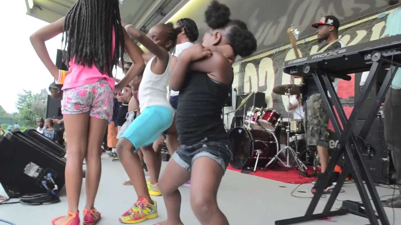 Two Year Old Twerking, Prince Georges County Maryland ...