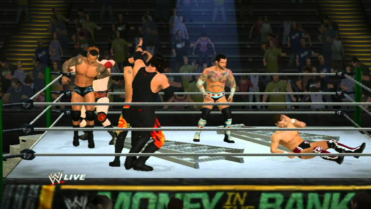 Match Wwe Wwe 13 Wii Wwe Ladder Match