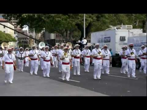Royal Hawaiian Band | 2012 King Kamehameha Celebration Floral Parade