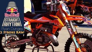 Ryan Dungey KTM 250SX 2 Stroke RAW - Dirt Bike Magazine