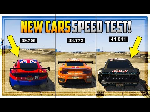 Drift Tampa, Ocelot Lynx & Other New Cars Speed Test! How They Compare Against the Best Vehicles!