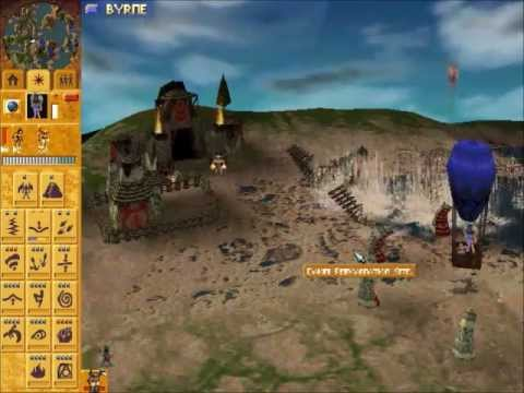 The Populous Begining gameplay