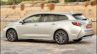 2019 Toyota Corolla Touring Sports - Style, Fun and Performance