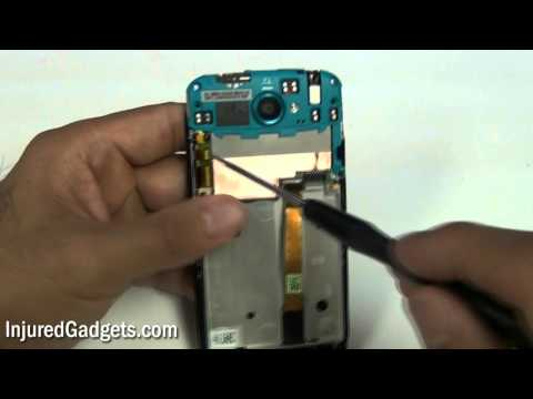 HTC One S (T-Mobile) Touch Screen Glass Digitizer & LCD Display Repair Replacement Guide