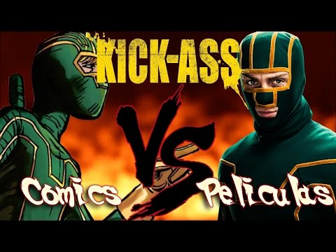 [C.H.A.O.S.] KICK-ASS - Comics VS Películas