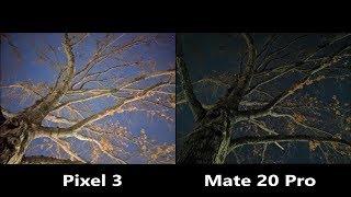 Best Camera Phone? Google Pixel 3 vs Huawei Mate 20 Pro Camera Test!