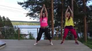 "Dance Fitness ""Bailando"" by Enrique Iglesias"