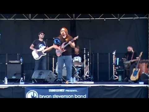 Bryan Stevenson Band - Breathlessly