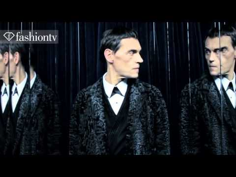 Roberto Cavalli Men Fall/Winter 2013-14 Campaign | Milan | FashionTV