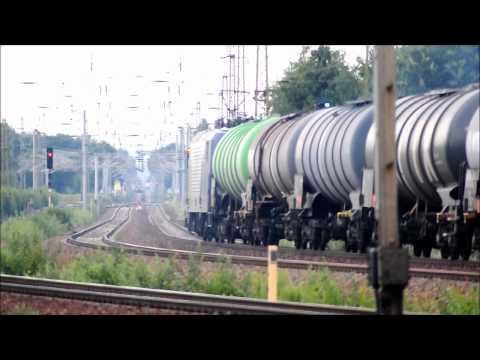 railfanning germany, kleines BR 143 Special (DB & RBH)