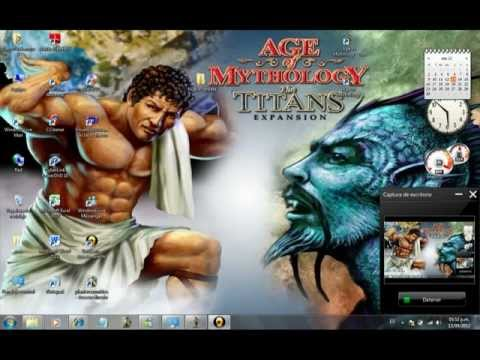 Como Descargar Age Of Mythology + The Titans Expansion Full español