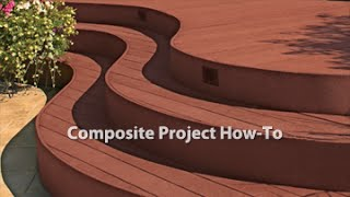 How-To: Stain a Composite Surface