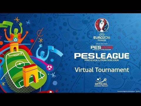 UEFA EURO 2016 Virtual Tournament Full Recap