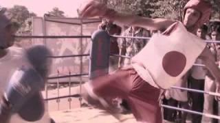 PRAVEEN KUNNATH@( BLACK TIGERS MMA ) BMC AYURMANA NISAR & OUR TEAM -2010  WITH LIFE GEAR