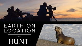 Searching For Orcas - The Hunt - #EarthOnLocation Vlog - BBC Earth Unplugged