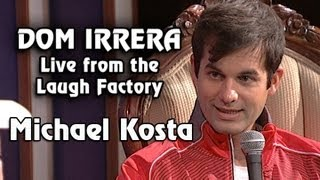 Dom Irrera Live from The Laugh Factory with Michael Kosta (Comedy Podcast)
